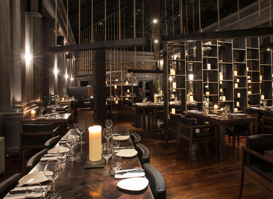 steak edinburgh review hidden edinburgh. Black Bedroom Furniture Sets. Home Design Ideas